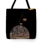 In Deep Thought Tote Bag by Frozen in Time Fine Art Photography