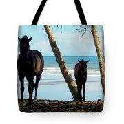 In Her Image Tote Bag by Karen Wiles