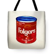 In Loving Memory Of Donny Who Loved Bowling Tote Bag by Filippo B