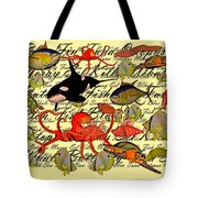 In Our Sea Tote Bag by Betsy C Knapp