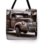 In The Alley Tote Bag by Ken Smith