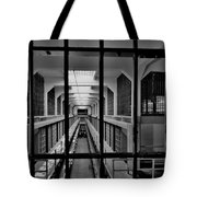 In The Clink Tote Bag by Benjamin Yeager