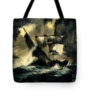 In The Dark Tote Bag by Melly Terpening