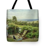In The Garden Tote Bag by Thomas James Lloyd