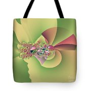 In The Land Of Fairies Tote Bag by Maria Urso