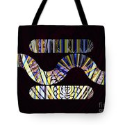 In the Middle Tote Bag by Cheryl Young