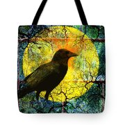 In The Night Tote Bag by Nancy Merkle