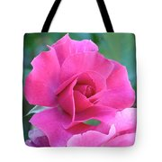 In The Pink Tote Bag by Rona Black