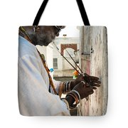 Incense For Marie Laveau Tote Bag by Kathleen K Parker