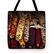 Indian Corn Tote Bag by Elena Elisseeva