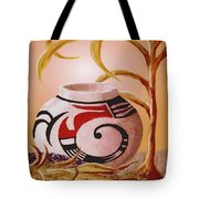 Indian Summer Tote Bag by Ronald Chambers