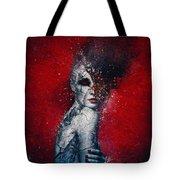Indifference Tote Bag by Mario Sanchez Nevado