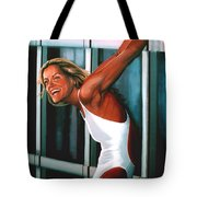 Inge De Bruin 2 Tote Bag by Paul Meijering