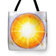 Inner Light Tote Bag by Moira Rowe
