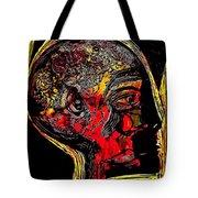Inner Man Tote Bag by Sarah Loft