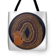 Inner Worlds Tote Bag by Howard Charing