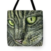 Intense Tote Bag by Michelle Wrighton