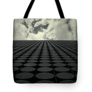 Interdimensional Tote Bag by Andrew Paranavitana