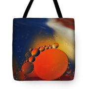Intergalactic Space 2 Tote Bag by Kaye Menner