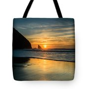Into The Blue II Tote Bag by Marco Oliveira