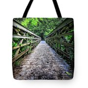 Into The Jungle  Tote Bag by Edward Fielding