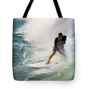 Into The Vortex Tote Bag by Laura Fasulo