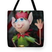 Introduce Yours-elf Tote Bag by Evelina Kremsdorf