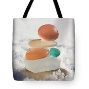 Intuition Tote Bag by Barbara McMahon