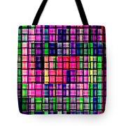 Iphone Cases Colorful Intricate Geometric Covers Cell And Mobile Phone Art Carole Spandau Cbs 169  Tote Bag by Carole Spandau