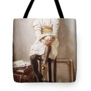 Is It Time Tote Bag by John Henry Henshall