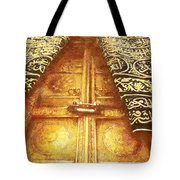 Islamic Painting 008 Tote Bag by Catf
