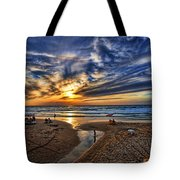 Israel Sweet Child In Time Tote Bag by Ron Shoshani