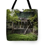 It Was Once Christmas Here Tote Bag by Gary Heller