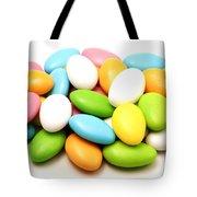 Italian Confetti Tote Bag by Fabrizio Troiani