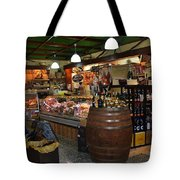 Italian Grocery Tote Bag by Dany  Lison