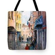 Italian Impressions 3 Tote Bag by Ryan Radke