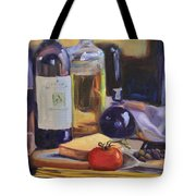 Italian Kitchen Tote Bag by Donna Tuten