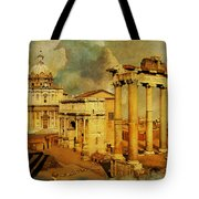 Italy 05 Tote Bag by Catf