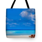 Its That Simple Tote Bag by Jenny Rainbow