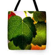 Ivy Light Tote Bag by Chris Berry