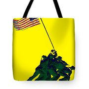 Iwo Jima 20130210p118 Tote Bag by Wingsdomain Art and Photography