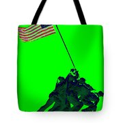 Iwo Jima 20130210p180 Tote Bag by Wingsdomain Art and Photography