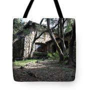 Jack London House of Happy Walls 5D21962 Tote Bag by Wingsdomain Art and Photography