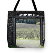 Jack London Ranch Winery Ruins 5D22132 Tote Bag by Wingsdomain Art and Photography