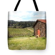 Jack London Stallion Barn 5D22106 Tote Bag by Wingsdomain Art and Photography