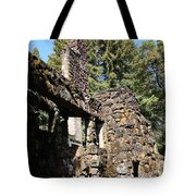 Jack London Wolf House 5d22019 Tote Bag by Wingsdomain Art and Photography