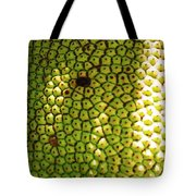 Jacked Up Fruit Tote Bag by Chuck  Hicks
