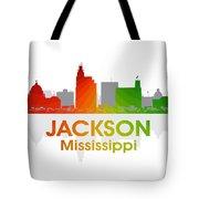 Jackson MS Tote Bag by Angelina Vick