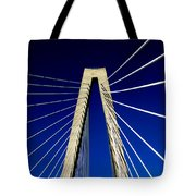Jazz Of Charleston  Tote Bag by Karen Wiles
