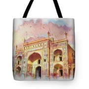Jehangir Form Tote Bag by Catf